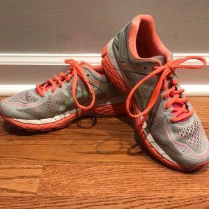 ASICS Fluidride women's running shoes.